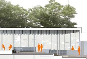 Aalto Museum extension