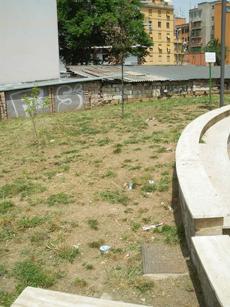 Zappata romana spazi verdi condivisi by studi looking for Arredo giardino anguillara